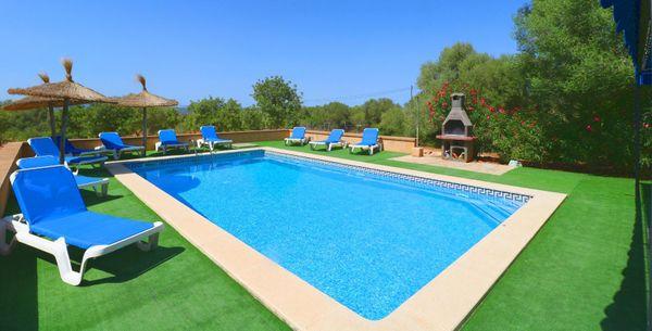 Villa Sa Pedrera in Campos für 7