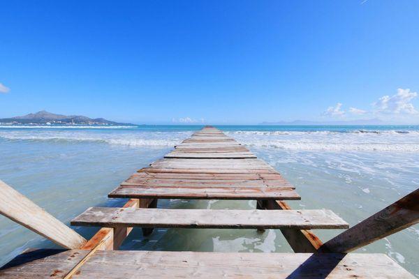 Casa Catalina in Playa de Muro für 6