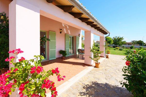 Casa Sa Plana in Son Servera für 4