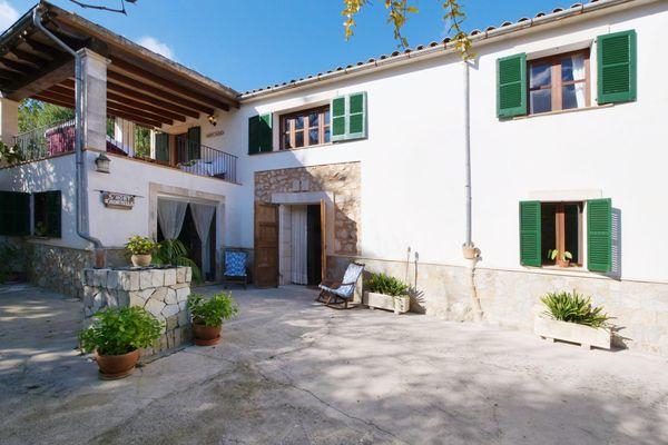 Finca S'Hort d'Hortella in Sant Joan für 8