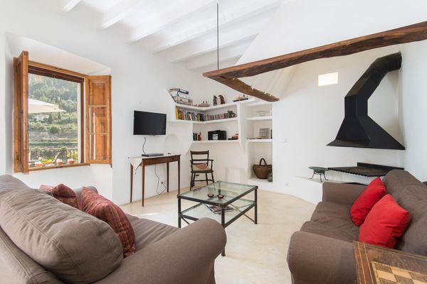 Casa Can Lan in Deià für 6