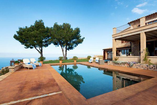 Villa Can Miquelet in Deià für 8