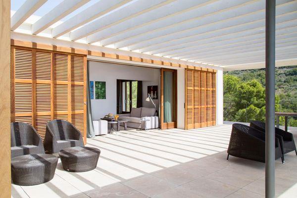 Villa Batabat in Deià für 6