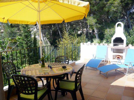 Apartamento Romani Alto in Cala Ratjada für 4