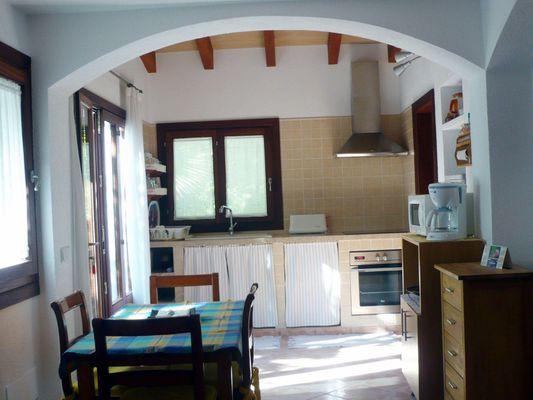 Apartamento Romani Bajo in Cala Ratjada für 3