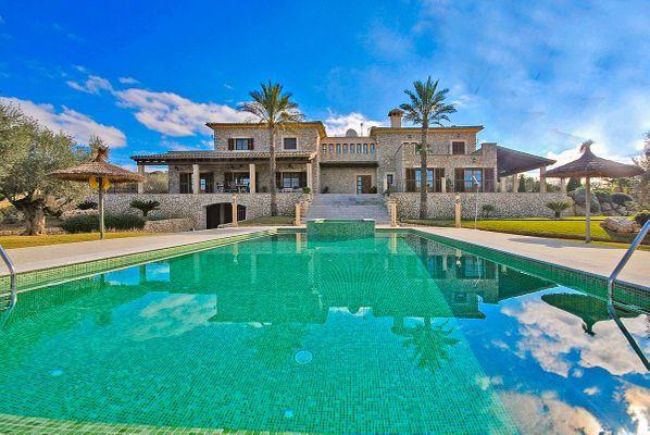 Villa Ses Oliveres - Canova in Ariany für 16