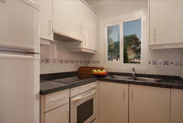 Apartamento Rosales T1 in Cala San Vicente für 4