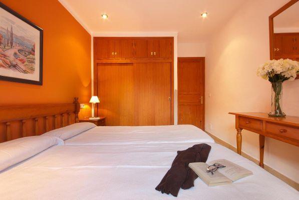 Apartamento Jazmin T1 in Cala San Vicente für 4