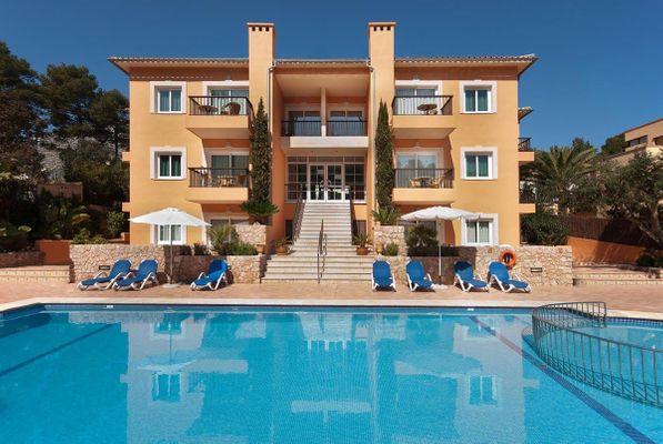 Apartamento Ciruelo T3 in Cala San Vicente für 6