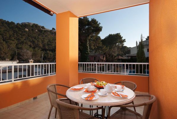 Apartamento Adelfas T2 in Cala San Vicente für 5