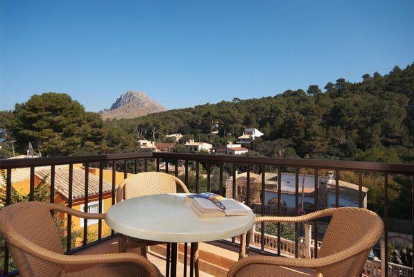 Ferienwohnung in Cala San Vicente zur Ferienvermietung