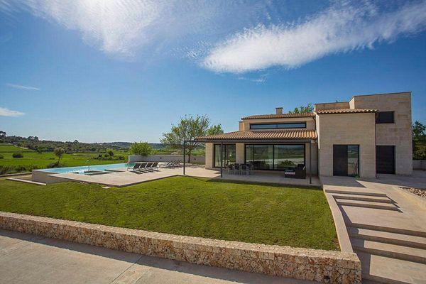 Villa Dominga in Santa Margalida für 8