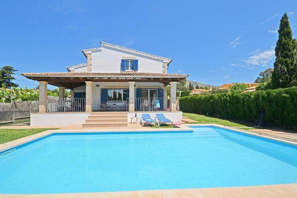 Casa Camamil in Bonaire für 8