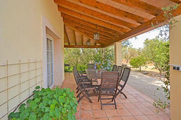 Casa Gira in Binissalem für 8