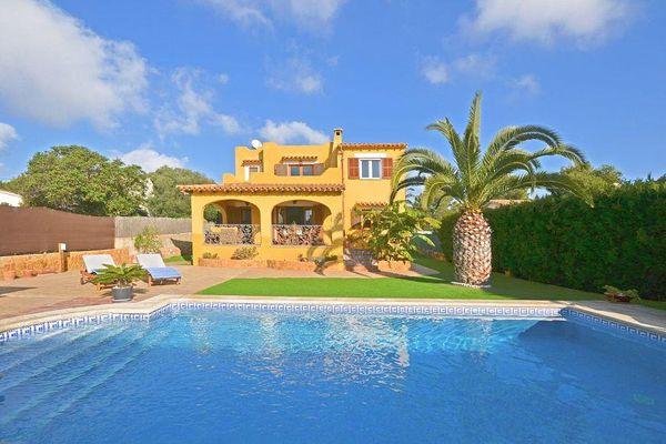 Villa Jasmine in Cala Pi für 6