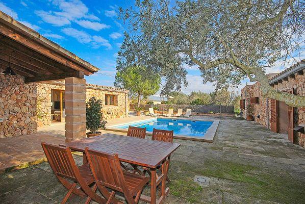 Casa S'Hortet in Campos für 4
