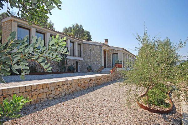 Casa Puigferrer in Selva für 6
