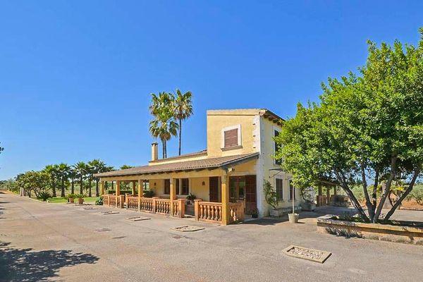 Casa Es Caulls in Llubi für 6