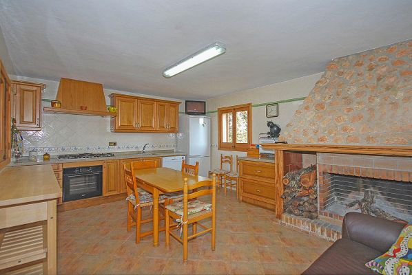 Casa Cantonera in Algaida für 10