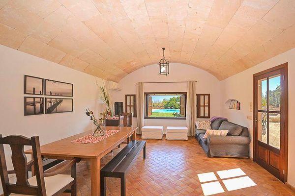 Casa Molinot 6 in Buger für 6