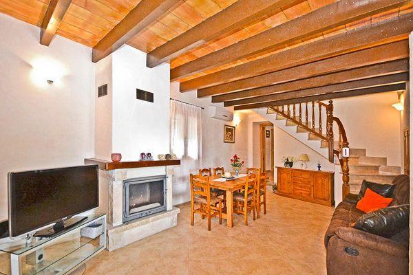 Casa Victoria in Sineu für 6