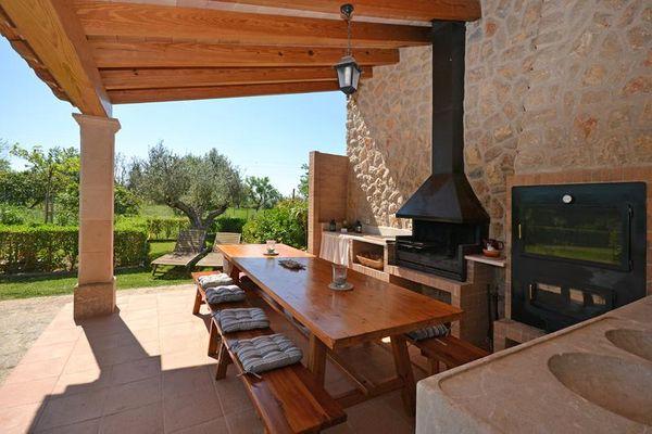 Casa Pou Nou in Inca für 7
