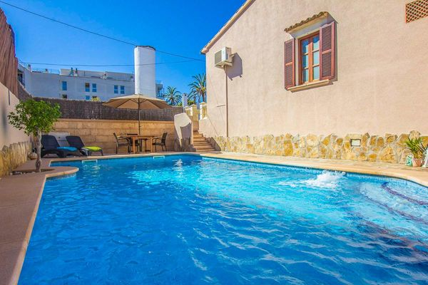 Casa Tamara in Cala Ratjada für 5