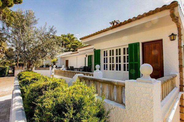 Casa Isabella in Playa de Muro für 6