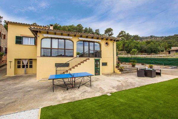 Casa Ricada in Mancor de la Vall für 7