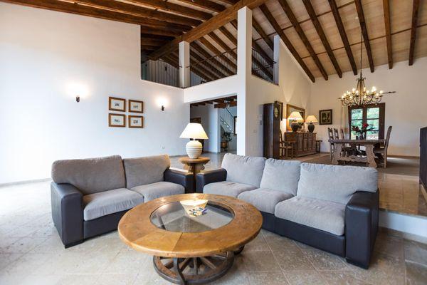 Finca Casa Joan in Petra für 8 - 10