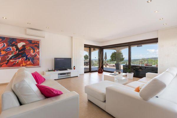 Finca Es Niu in Palma für 8