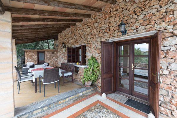 Finca Casa Zander in Arta für 5