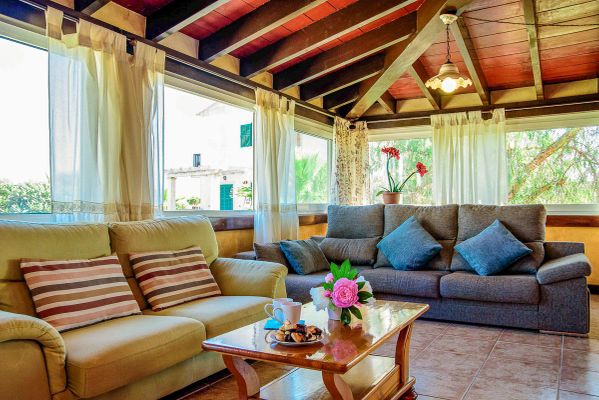 Casa Saltina in Portocolom für 8