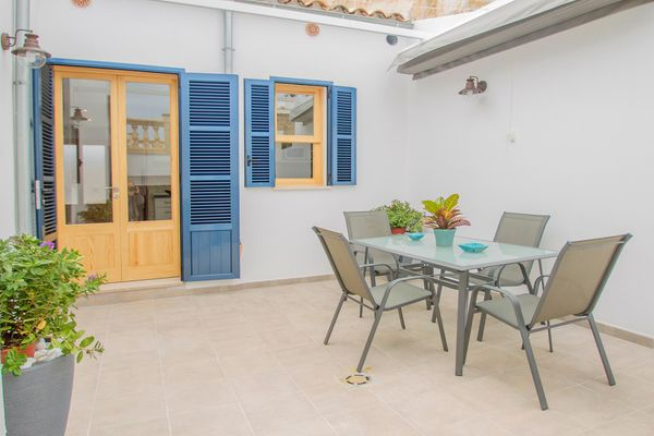 Casa Nora in Portocolom für 4