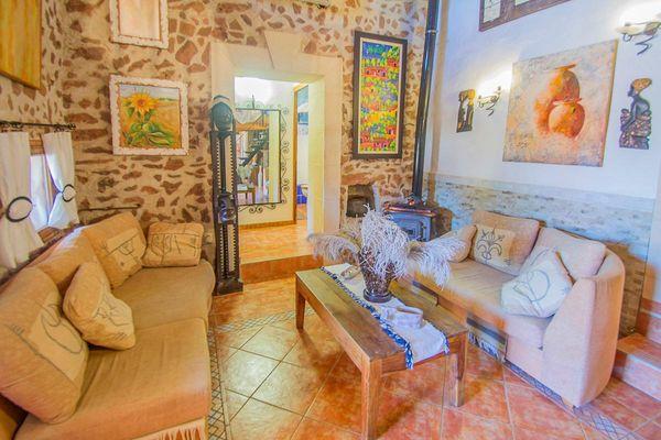 Finca Mosta in Sencelles für 4