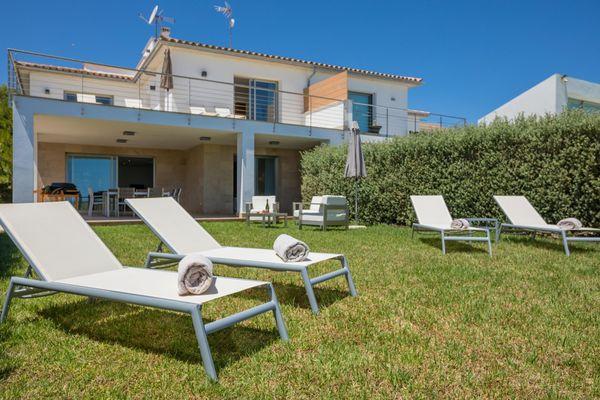 Villa Tonimar in Playa de Muro für 8