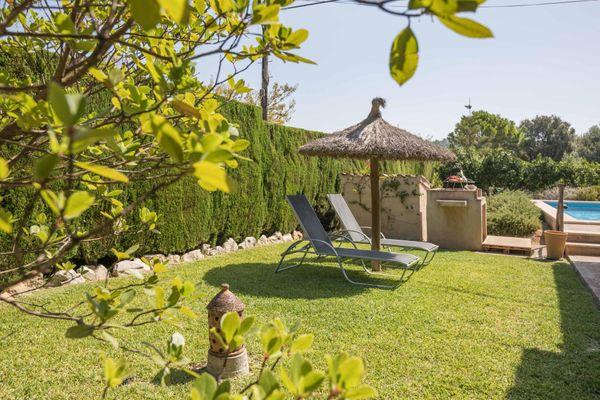 Casa Can Pereó in Selva für 4