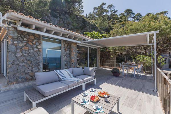 Villa Paradis in Deia für 8