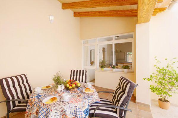 Casa de Pueblo Ribot in Ariany für 6