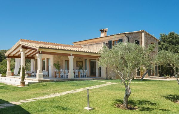 Villa Antonio in Pollensa für 8