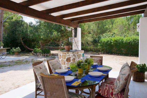 Casa Es Trenc in Campos für 4