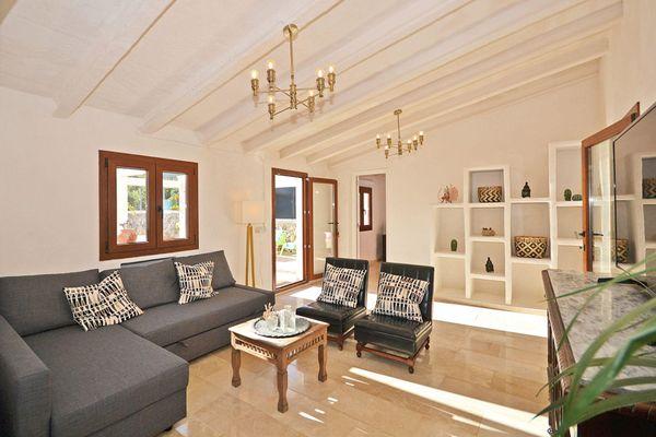 Casa Tosca in Colonia de Sant Pere für 4