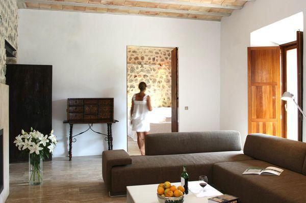 Villa Cas Hereus in Soller für 12