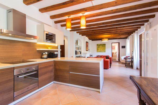 Villa Can Monticel in Deià für 6