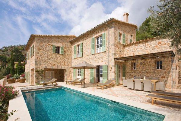 Villa Sa Llupia in Deià für 8