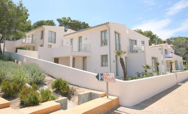 Casa Can Botana 3 in Cala San Vicente für 6