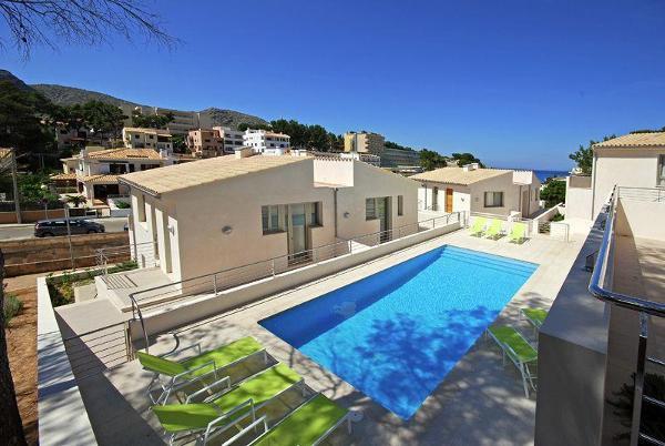 Casa Cala Molins 3 in Cala San Vicente für 6