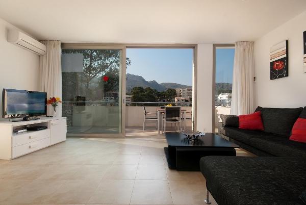 Casa Can Botana 4 in Cala San Vicente für 6
