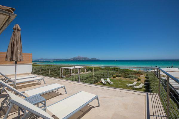 Casa Turquesa 6 Pax in Playa de Muro für 6