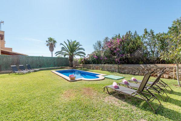 Villa Son Ganxo 2 in Cala Murada für 6